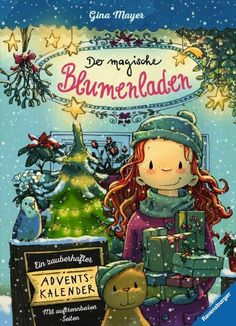 Advent calendar: books and audio books - Kinderbuchlesen.de - Advent calendar: books and audio books – Kinderbuchlesen.de The Effective Pictures We Offer You A - Space Activities For Kids, Kindergarten Activities, Maila, Diy Christmas Ornaments, Christmas Design, Winter Scenes, Kids And Parenting, Childrens Books, Advent Calendar