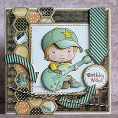 Created by Debby for the Simon Says challenge to Use An Arrow February 2013