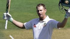 Adam Voges: Australia batsman takes Test average over 100 in New Zealand - BBC Sport