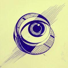 More sketching #eye #instadaily #sketch #artbysadie #artistsofinstagram #artistsoninstagram