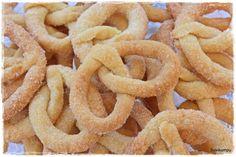 Suvikumpu: EURAN RINKILÄT Onion Rings, Sweets, Vegan, Baking, Ethnic Recipes, Desserts, Food, Tailgate Desserts, Deserts