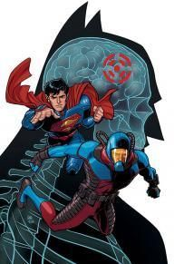 The Atom To Make His New 52 Debut