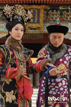 """大太監 - TVB's new period drama """"The Grand Eunuch"""" (i think the official English title is """"The Confidant"""" or something) starts today! A bit of Chinese queer history. PABlog - tvb.com"""