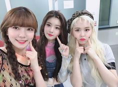 Everglow ~ Onda, Yiren and E:U South Korean Girls, Korean Girl Groups, Sana Cute, Can You Feel It, Up To The Sky, Yuehua Entertainment, Our Girl, Hush Hush, Pop Group