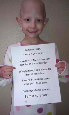 Cancer 0 vs Little Girl 1, awesome