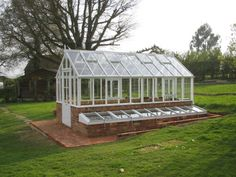 Edwardian Greenhouse 8