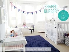 Boy Girl Shared Nursery @Katherine Langridge