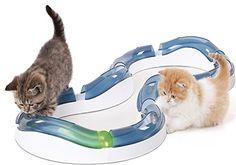Catit Design Senses Super Roller Circuit Toy for Cats Catit http://www.amazon.com/dp/B00A4A7UOU/ref=cm_sw_r_pi_dp_TZntwb1PKRSAS