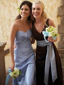 Vestidos para damas de honor super originales y divertidos!!