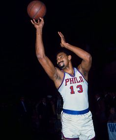 5efcd4b61 Only three players have ever scored 24 field goals in a single postseason  game  Wilt Chamberlain