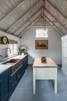 copper-farmhouse-sink-Kitchen-Farmhouse-with-Barn-conversions-contemporary-kitchen-copper-copper-sink.jpg (660×990)