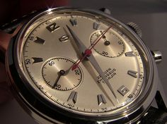 New Sea-Gull D304 China 1st aviation chronograph vintage watch limited edition