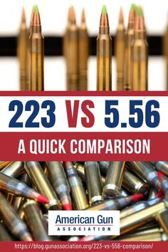 223 vs A Quick Comparison Ammo Storage, Ar 15 Builds, Ruger 10/22, Military Training, Tactical Equipment, Survival Weapons, Guns And Ammo, Firearms, Hand Guns