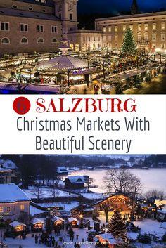 Salzburg Christmas Markets