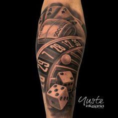 Casino Tattoo, Vegas Tattoo, Sexy Cat Costume, Cat Costumes, Tatuajes Tattoos, Tatoos, Poker Tattoo, Diy Playing Cards, Art Deco Invitations