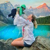 1 Mom Is Using Maternity Leave to Travel the World With Her Family and OMG #Goals
