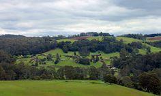 Barrington in North West Tasmania