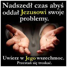 Oddaj Jezusowi swoje problemy