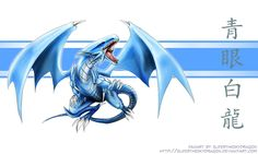 blue eyes white dragon wallpaper hd ololoshka Pinterest