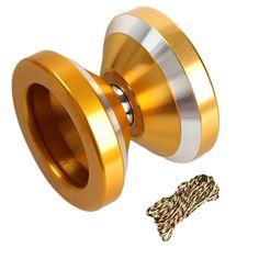 Alto rendimiento YOYO YOYO Mágico Se Atreven a hacer Truco Cadena de Oro De Aluminio de juguete de agua N8s FCI # en Yoyos de Juguetes y Pasatiempos en AliExpress.com | Alibaba Group