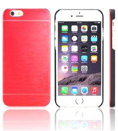FEYESHOPPY Motomo Cases Metal Aluminum Back Cover For IPhone 6 Plus