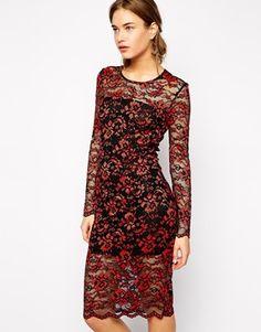 Ganni Dress in Lace