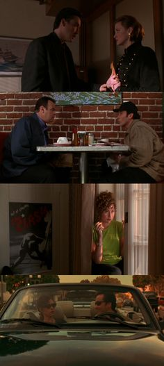 an analysis of the movie grosse pointe blank Friday film review: grosse pointe blank  ponders the meaning of his life and  what he's done for the past few years then proposes to debi is.