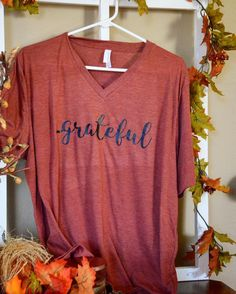 I can't wait to wear my new shirt #Thanksgiving weekend !!#CreativeChaos #grateful