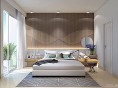 Modern inspiration of the bedroom