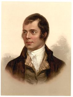 Robert Burns is a celebrated Scottish poet and song writer. He is widely considered the national poet of Scotland and was an important influence on the early Romantic movement.