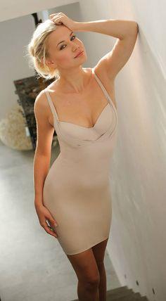 CYBÈLE Jaro-Léto 2015 | Stahovací prádlo | Stahovací šaty | Shapewear Lingerie | Shapewear dress | www.naturana-plavky-pradlo.cz