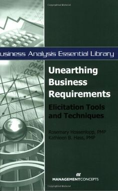 Unearthing Business Requirements: Elicitation Tools and Techniques (Business Analysis Essential Library)  US $29.00 & FREE Shipping  #bigboxpower #Inc.