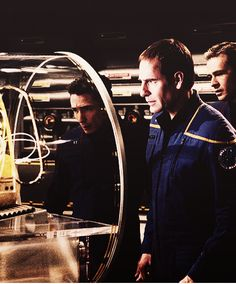 Malcolm, Archer, Trip