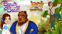 Beauty and the Beast | Jack And The Beanstalk | Compilation - Animated F...