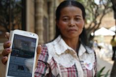 On International Women's Day, female farmers of Cambodia are building a movement, and one reaches a milestone for her family.