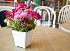 Decoración con flores artificiales, un estilo diferente - IMujer