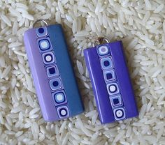 Excellent Extruder Examples in Polymer Clay Jewelry - a gallery on ...