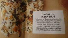 Rocky Road, Dairy, Bread, Cheese, Food, Frock Coat, Brot, Essen, Baking