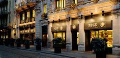 Milan shops