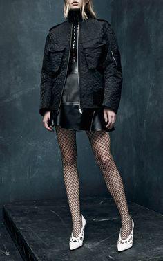 Alexander Wang Pre-Fall 2015 Trunkshow Look 18 on Moda Operandi