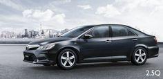 TOYOTA TÂN CẢNG - Động cơ của các phiên bản xe Toyota Camry 2015