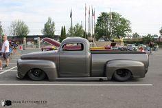 Custom Hot Rod Truck