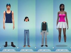 Mod The Sims - Simvisible
