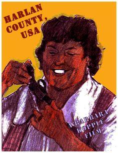 Harlan County, USA (1977) alternative poser