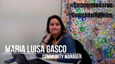 Maria Luisa Gasco es una persona muy interesante y tiene una visión diferente del marketing para negocios siendo Community Manager en el Camp del Turia.