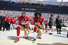 NYU professor Frank Roberts is revamping his Black Lives Matter course for 2016, and among this year's curriculum changes is a class focusing on the protests by San Francisco 49ers quarterback Colin Kaepernick.
