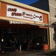 Photo of Pirate's Cove Frozen Yogurt - Pittsburg, CA, United States. Street View