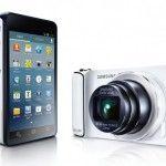 Fotos de la Samsung Galaxy Camera 4G de 16 Mega Pixeles