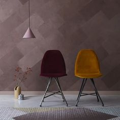 (1) TAPET – Anders Interior Leather Wall, Wall Tiles, Create Your Own, Colours, Diy Interior, Chair, Creative, Room, Inspiration