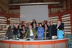La foto di gruppo di Comunicare l'Europa 2015